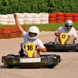 Karting utrka - Teambuilding program u Istri