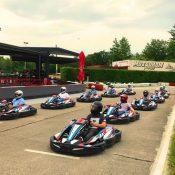 Karting utrka – Team building program u Istri