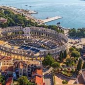 Istrian Classics, Pula – Lim – Rovinj, full day excursion by bus from Banjole, Medulin, Pula and Fažana, every tuesday