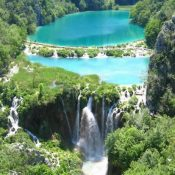 Plitvice Lakes National Park, full-day excursion by bus, from Pula