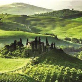 Toskana-najljepši gradići, putovanje autobusom