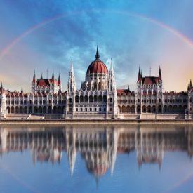 Budimpešta, autobusom iz Pule