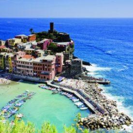Cinque Terre, putovanje autobusom