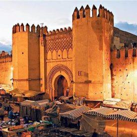 Maroko-kraljevski gradovi. putovanje avionom iz Zagreba