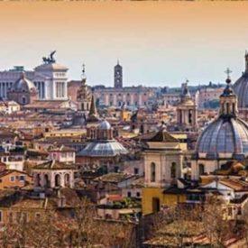 Rim, putovanje autobusom iz Pule