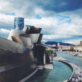 Bilbao i Baskija, putovanje avionom iz Zagreba