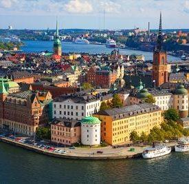 Stockholm city break