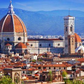 Rim, Firenca i Bologna, putovanje autobusom