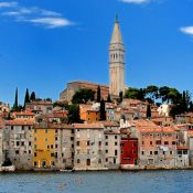 Rovinj and wine degustation, half-day excursion from Pula