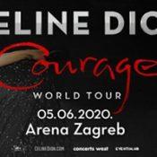 Celine Dion @ Arena Zagreb, 05.06.2020.