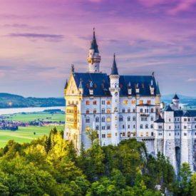 Dvorci Bavarske i München, putovanje autobusom iz Pule
