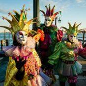 Karneval u Veneciji, jednodnevno putovanje autobusom iz Pule i Poreča