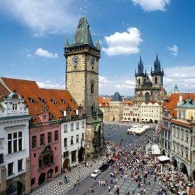 Prag, Česky Krumlov i Česke Budejovice, putovanje autobusom iz Pule
