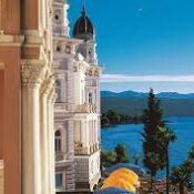 Sights of Opatija, half-day excursion by bus, from Medulin and Pula